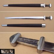 Viking Broadsword & Scabbard